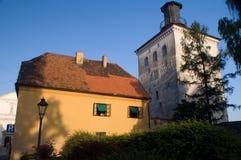 Lotrscak, Zagabria Croatia immagini stock libere da diritti
