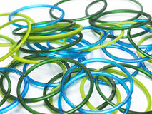 Lots of bangles Stock Image