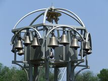 lots-of-bells Royalty Free Stock Photography