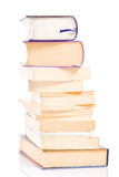 Lots of books Royalty Free Stock Image