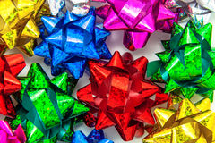 Lots of bows Stock Photography
