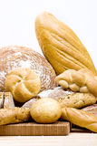Lots of bread Royalty Free Stock Image