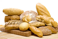 Lots of bread Royalty Free Stock Photography