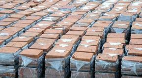 Lots of building brick Stock Photos