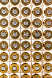 Lots of bullets Royalty Free Stock Image