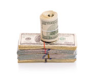 Lots of cash Royalty Free Stock Photo