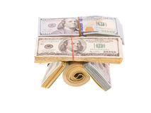 Lots of cash Royalty Free Stock Photography