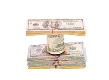 Lots of cash Stock Image