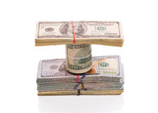 Lots of cash Royalty Free Stock Images