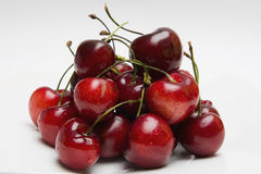 Lots of cherries Stock Photos