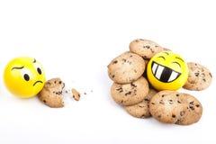 Lots of Cookies Stock Image