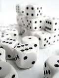 Lots of Dice Stock Photo