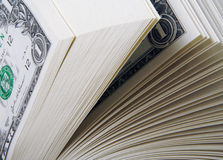 Lots of Dollars Royalty Free Stock Images