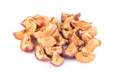 Lots of dried apples Royalty Free Stock Image