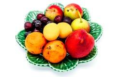 Lots of fruits Royalty Free Stock Photos