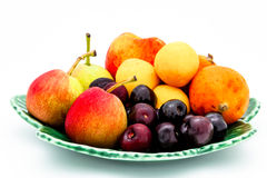 Lots of fruits Royalty Free Stock Image