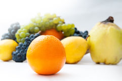 Lots of fruits Stock Image