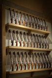Lots of guns Royalty Free Stock Images