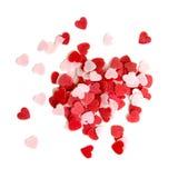 Lots of Hearts Stock Photos