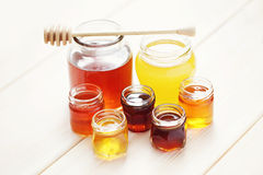 Lots of honey Stock Photos