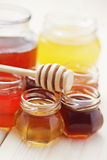 Lots of honey Royalty Free Stock Photo