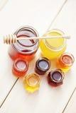 Lots of honey Stock Image