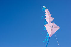 Lots of kites in the sky Stock Photo