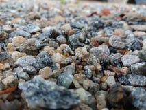 Lots kleine Steine lizenzfreie stockfotografie