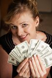Lots of money Royalty Free Stock Photo