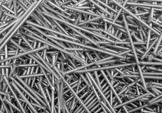 Lots of nails Stock Image