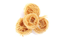 Lots of noodles Stock Image