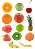 Lots Of Colorful Fruit Royalty Free Stock Image
