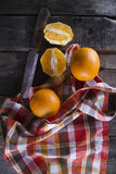 Lots of oranges Royalty Free Stock Photo