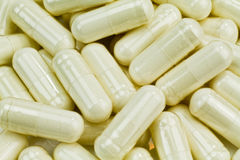Lots of pills Royalty Free Stock Photo
