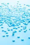 Lots of pills Royalty Free Stock Images