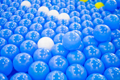 Lots of plastic balls Stock Images