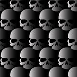 Lots of skulls. Royalty Free Stock Images