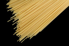 Lots of spaghetti Stock Photo