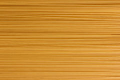 Lots of spaghetti. Lots of raw spaghetti laid out horizontally Royalty Free Stock Photography