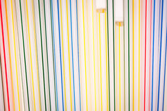 Lots of straws Royalty Free Stock Photography