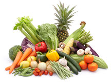 Lots of vegetables Royalty Free Stock Photography