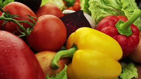 Lots of vegetables Royalty Free Stock Images
