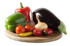 Lots of veggies Stock Photography