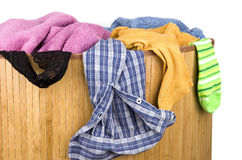 Lots of washing to do Stock Images