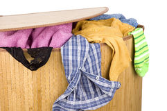 Lots of washing to do Royalty Free Stock Photography