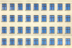 Lots of windows Royalty Free Stock Photo