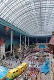 Lotte世界主题乐园(汉城,韩国) 库存图片