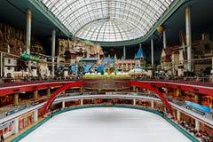 Lotte Światowy park tematyczny Seul, Korea (,) Fotografia Royalty Free