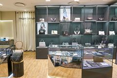Lotte Department Store Stockbilder