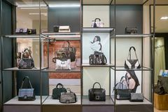 Lotte Department Store Lizenzfreies Stockfoto